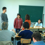 Beijing Language and Culture University China Class 1