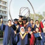 Huazhong University of Science and Technology international students