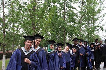 China Pharmaceutical University Graduation