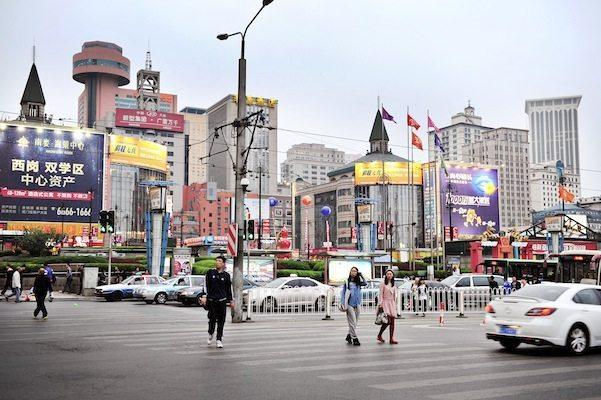 DMU China Dalian 2