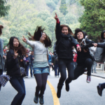 Fudan University Students