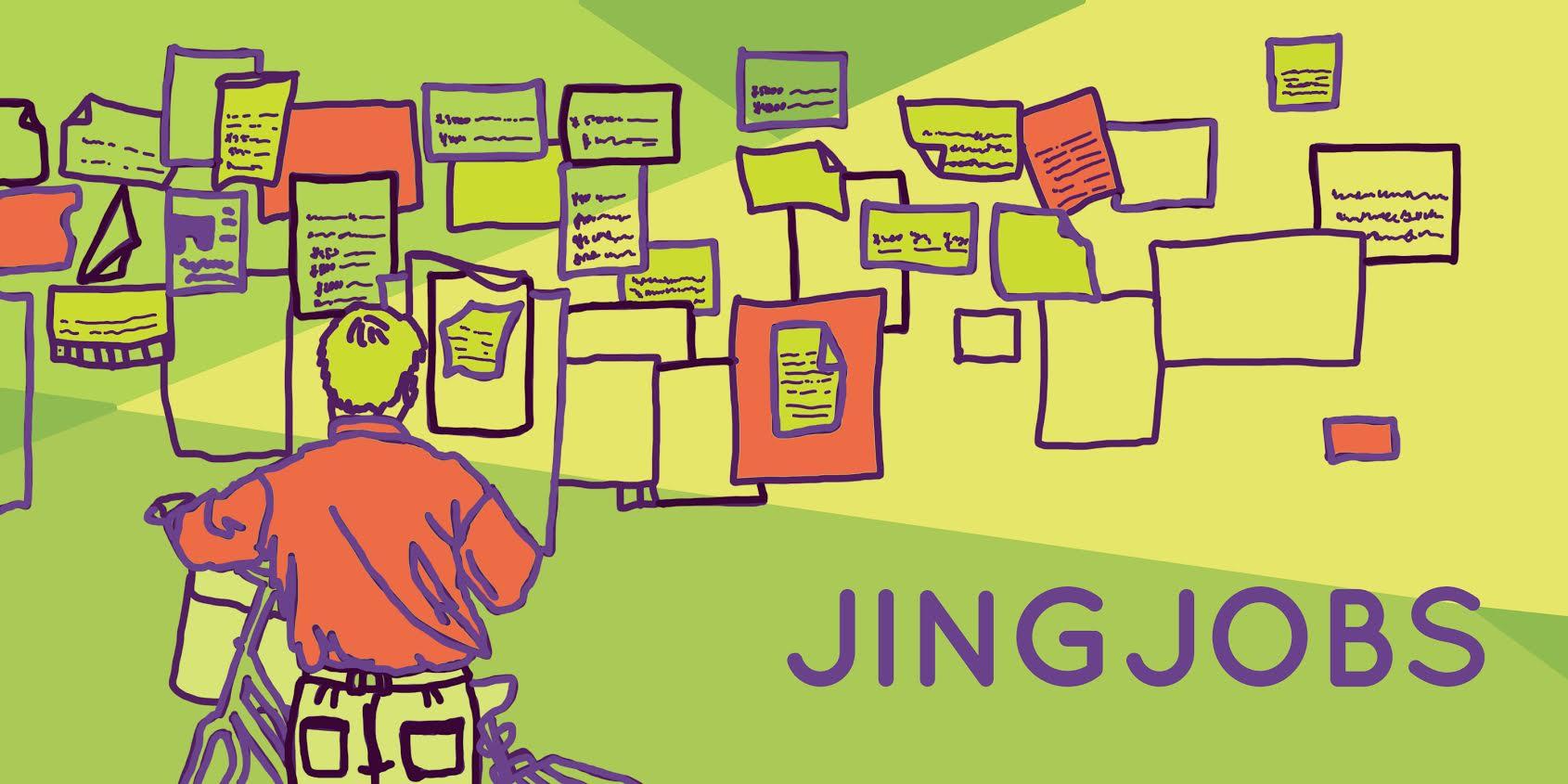 JingJobs find a job