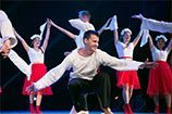 ruc-international culture festival- Russian students perform the Russian Winter