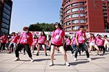 ruc international culture festival South-Korean Students