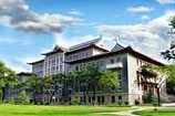Shandong University Baotuquan Campus Functional Building 1