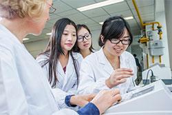 Xi'an Jiaotong-Liverpool University (XJTLU) Students