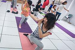 xjtlu yoga