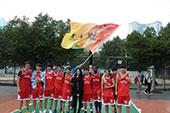 SYSU Basketball Team