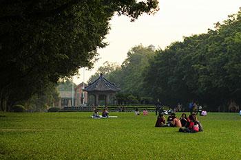Sun Yat-sen University Lawn