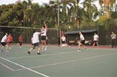 SYSU volleyball court