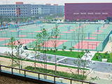 Nanjing University Xian Lin Campus sports fields