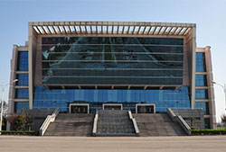 xuzhou medical university cultural and sports center