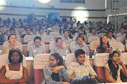 Xuzhou Medical University XZMU International Students
