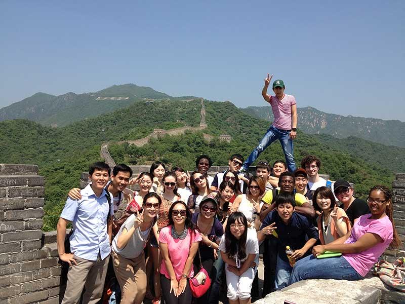 capital university of economics and business student activities