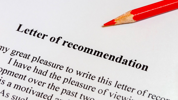 recommendation letter to study in China
