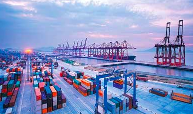 Ningbo Container Port