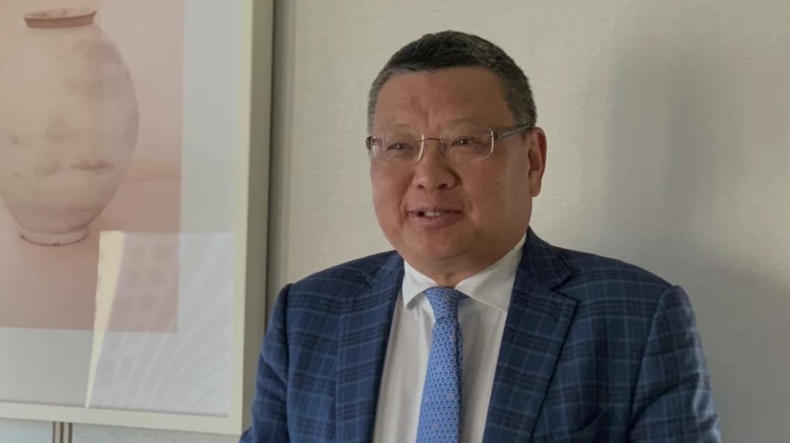 Dr. Xiang Bing, Founding Dean of CKGSB
