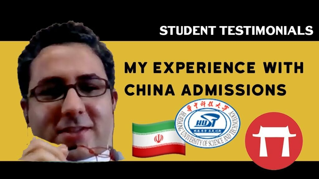 The Most Important Reason Why I Chose China Admissions For My Application